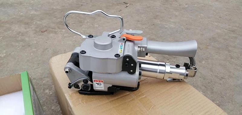 mesin kemasan pneumatik untuk PE sabuk hijau