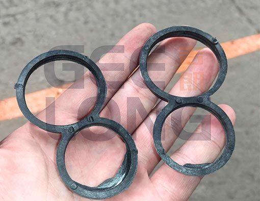 cincin plastik 8 untuk mencegah retak kayu