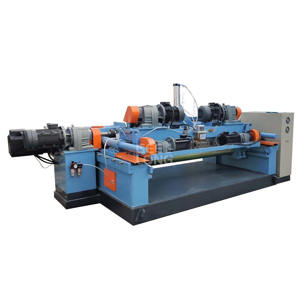 Spindleless Veneer Peeling Machinemesin veneer mengupas