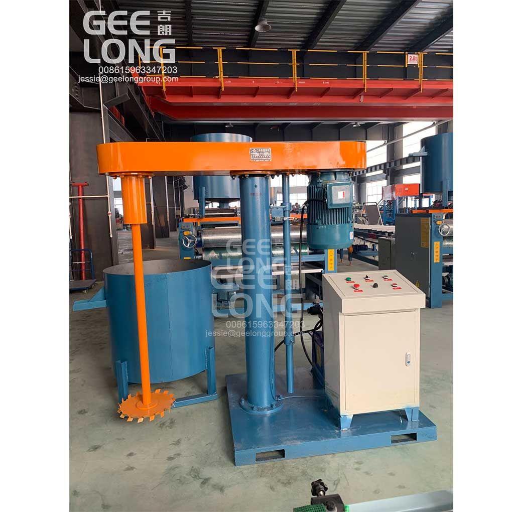 pabrik kayu lapis menggunakan mesin lem hidrolik