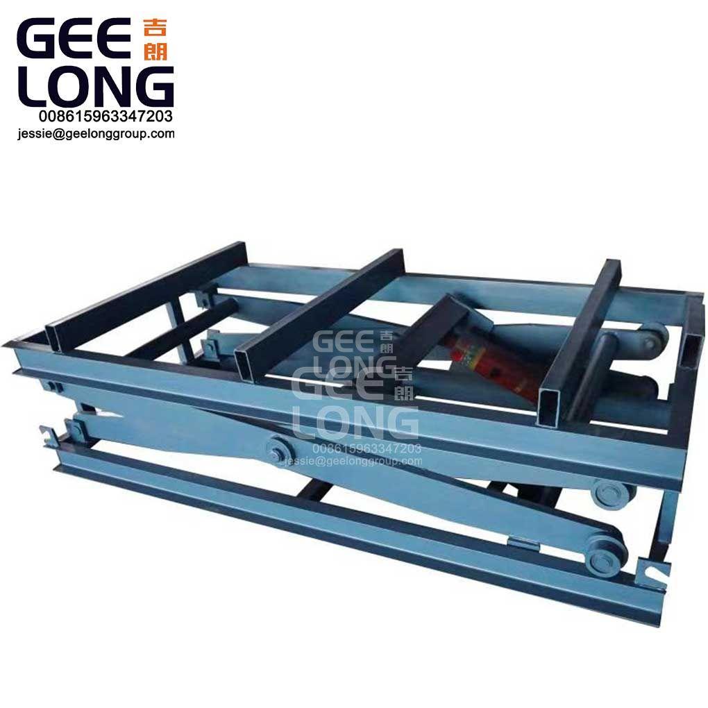 3T meja angkat hidrolik untuk lini produksi kayu lapis