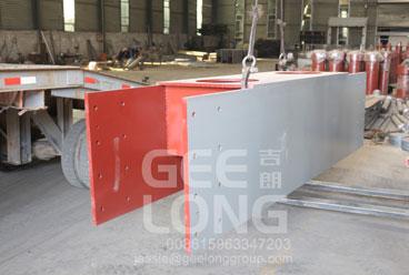 GeeLong Mesin ekspor kayu lapis dingin dan panas tekan dan banyak inti veneer jahit dan kayu kecil veneer pengupas mesin